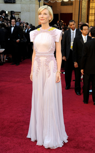 Cate Blanchett at the 2011 Oscars