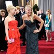 Michelle Williams And Busy Philipps, 2012