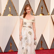 Isla Fisher at the Oscars