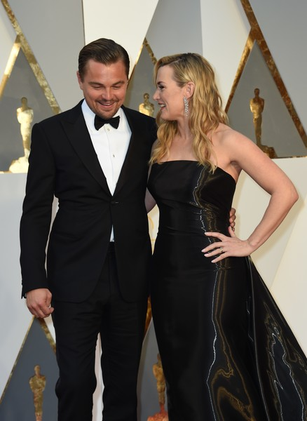 Leonardo DiCaprio And Kate Winslet, 2016