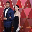 Terrence Howard & Miranda Pak
