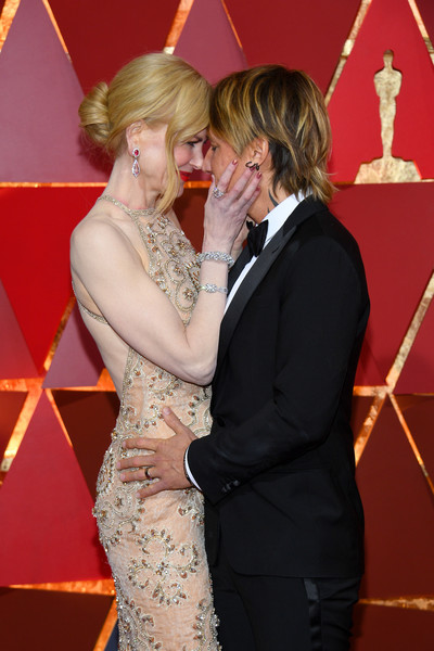 Nicole Kidman And Keith Urban, 2017