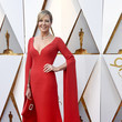 Allison Janey In Reem Acra At The Oscars