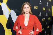 Amy Adams attends Annapurna Pictures, Gary Sanchez Productions And Plan B Entertainment's World Premiere Of