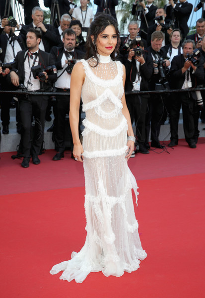 Cheryl Cole In Zuhair Murad Couture