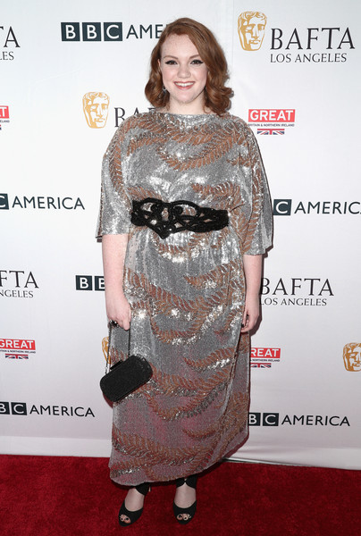 Shannon Purser At A BAFTA Event In September 2017