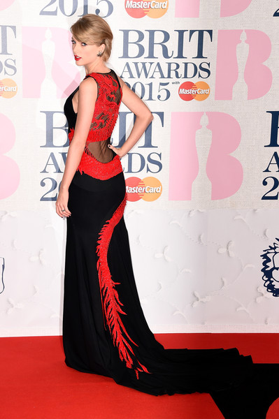 Roberto Cavalli at the 2015 Brit Awards