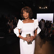Alfre Woodard at Badgley Mischka