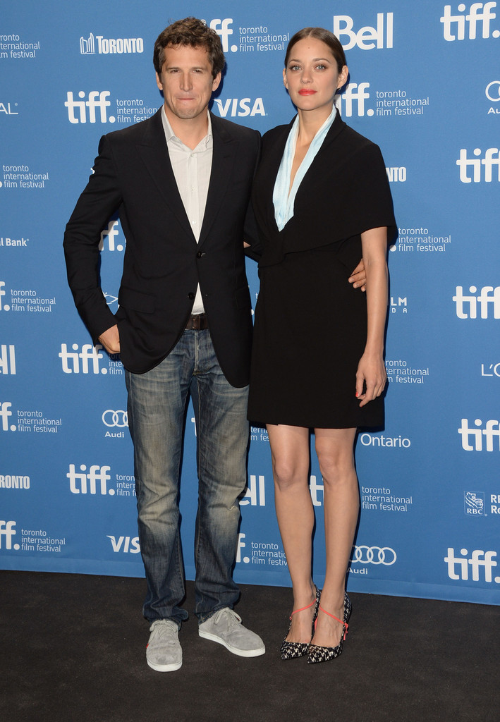 Marion Cotillard And Guillaume Canet All The Celebrities