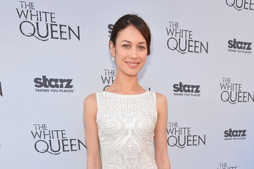 Olga Kurylenko Makes Us Reconsider the Simple White Dress