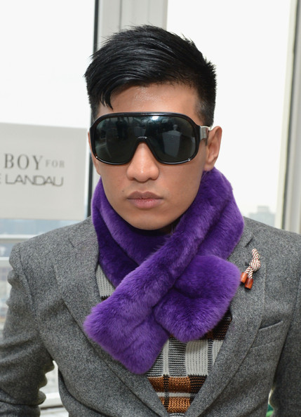 Bryan Boy's Favorite Piece - This Pull-Through Scarf