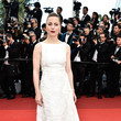 Melissa George in Classic Brocade