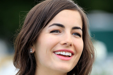Camilla Belle's Relaxed Medium Curls