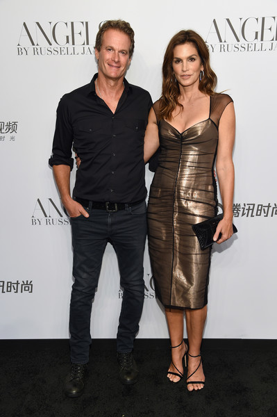 Rande Gerber and Cindy Crawford Now