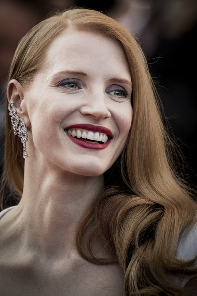 Jessica Chastain Now