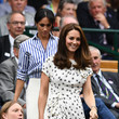 Meghan Markle And Kate Middleton's Supposed Feud
