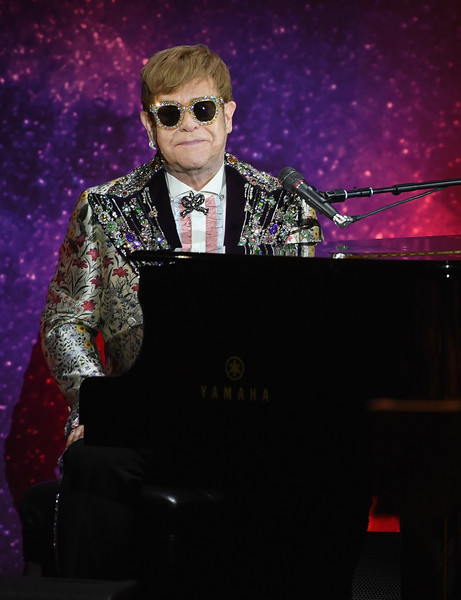Elton John Will Perform At The Wedding