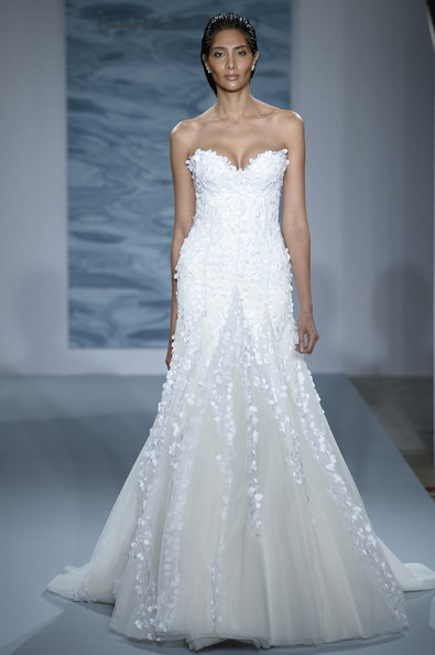 Mark Zunino for Kleinfeld, Fall 2015 - The Best Wedding Dresses from ...