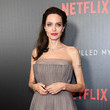 Angelina Jolie On Her Divorce from Brad Pitt