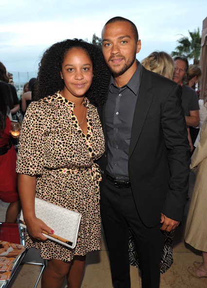 Jesse Williams & Aryn Drake-Lee