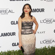Freida Pinto in Beaded Lace