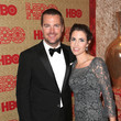 Chris O'Donnell and Caroline Fentress Now
