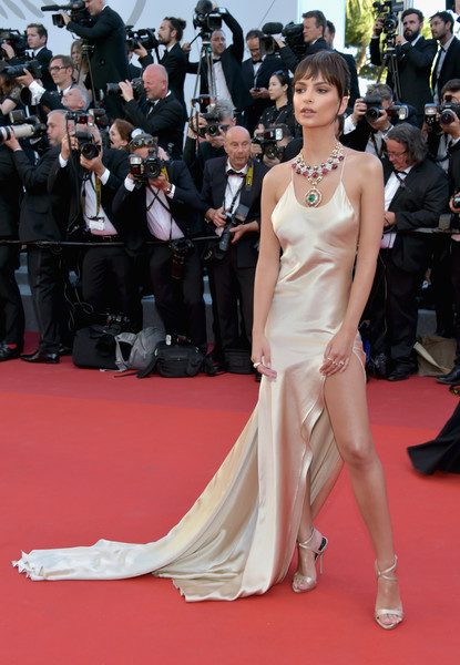 In Champagne At Cannes