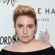 Lena Dunham Is Double Jointed