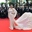 Sonam Kapoor's Mermaid Gown and Appliqued Cape