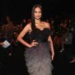 Shanina Shaik at Marchesa