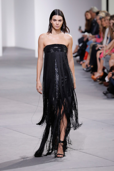 Flapper Glam On the Michael Kors Runway