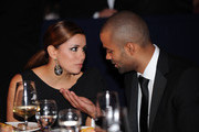 (AFP OUT) Actress Eva Longoria (L) and NBA player Tony Parker attend the Congressional Hispanic Caucus Institute's 33rd Annual Awards Gala at the Washington Convention Center September 15, 2010 in Washington, DC. President Barack Obama spoke at the event that Speaker of the House Rep. Nancy Pelosi (D-CA), Senate Majority Leader Sen. Harry Reid (D-NV) and New York City Mayor Michael Bloomberg were also scheduled to attend.