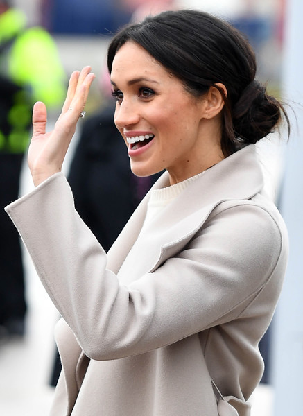 Meghan Will Not Have A Maid Of Honor