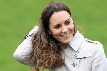 Kate Middleton Will Wed With Her Hair Down