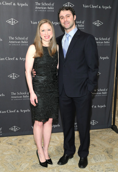 Chelsea Clinton and Marc Mezvinsky - 2010