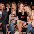 Front Row at Tommy Hilfiger Women's