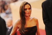 Actress Angelina Jolie attends
