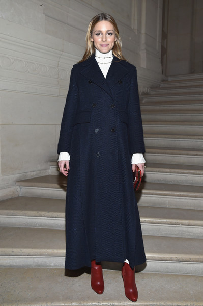 Ankle-Length Coat