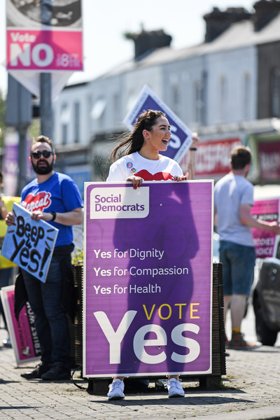 2018: Ireland Legalizes Abortion
