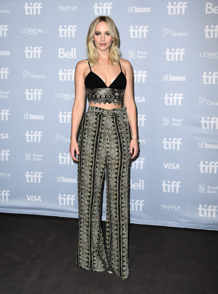 When She Wore A Two-Piece 'Fit To The Toronto Film Festival