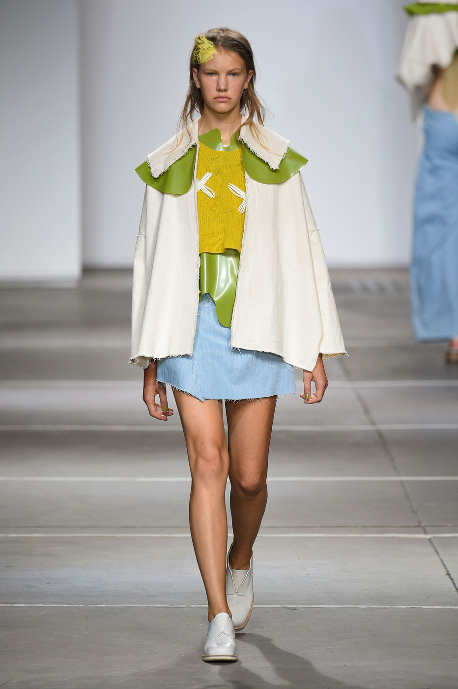 01 Helen Lawrence At London Fashion Week Spring 2015 Livingly