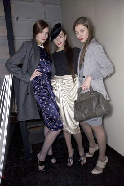 3.1 Phillip Lim at New York Fall 2008 (Backstage)