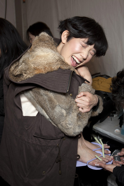 3.1 Phillip Lim at New York Fall 2010 (Backstage)