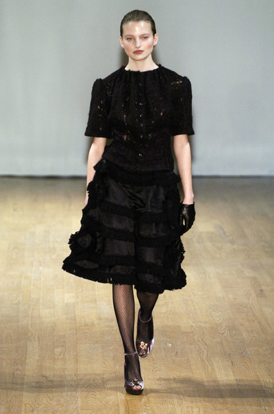 À La Disposition at New York Fall 2006