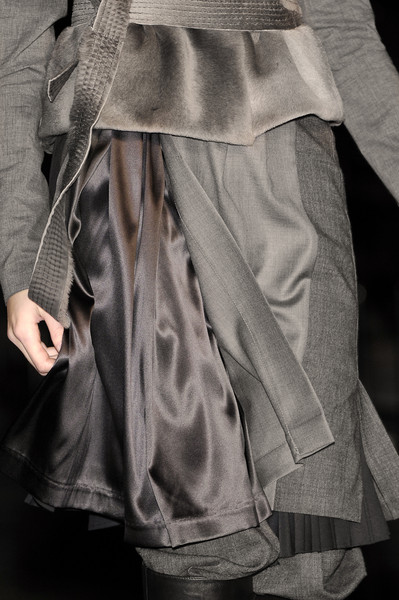 A.F. Vandevorst at Paris Fall 2008 (Details)