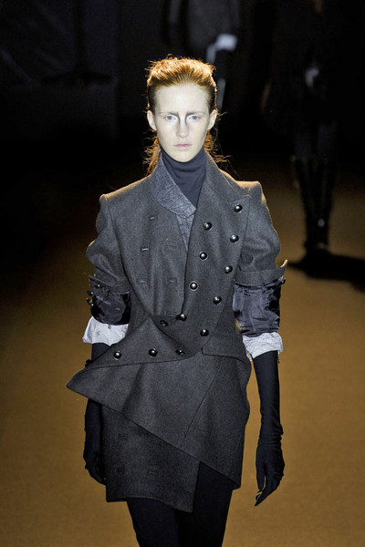A.F. Vandevorst at Paris Fall 2011