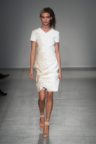 A.F. Vandevorst at Paris Spring 2014