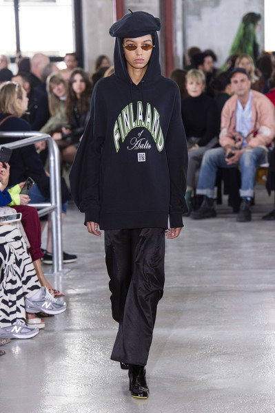 Aalto at Paris Fall 2019