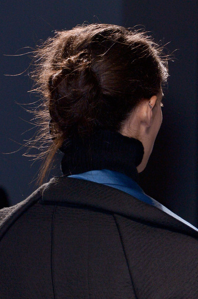 Aganovich at Paris Fall 2013 (Details)