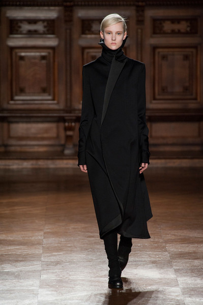 Aganovich at Paris Fall 2014